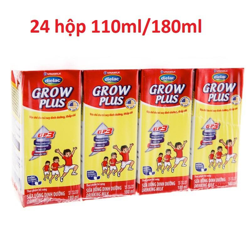 Sữa bột pha sẵn Dielac Grow Plus 180ml