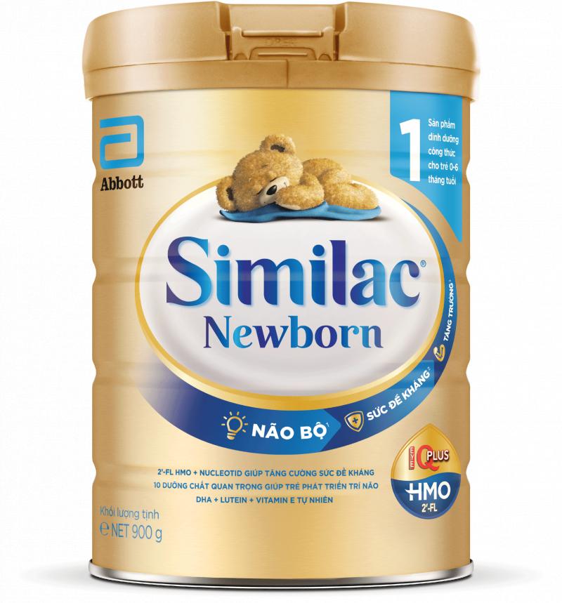 Sữa Similac Newborn Eye-Q & HMO của Abbott