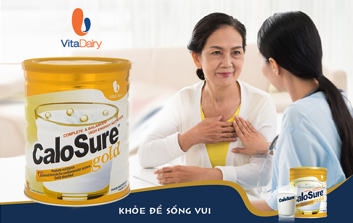 Sữa CaloSure Gold 900g