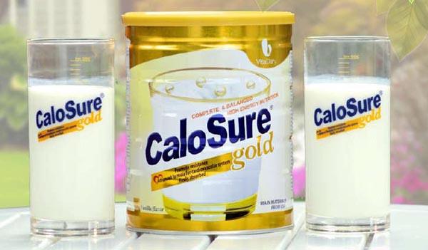 Sử dụng Calosure Gold hàng ngày giúp bạn có một hệ tim mạch khỏe mạnh