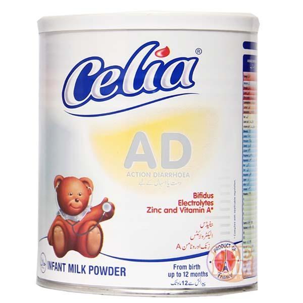 Sữa Celia AD