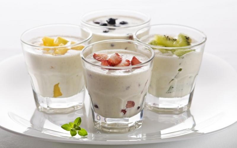 ăn sữa chua bổ sung canxi còn góp phần giúp bạn ổn định trọng lượng cơ thể và hạn chế tăng cân