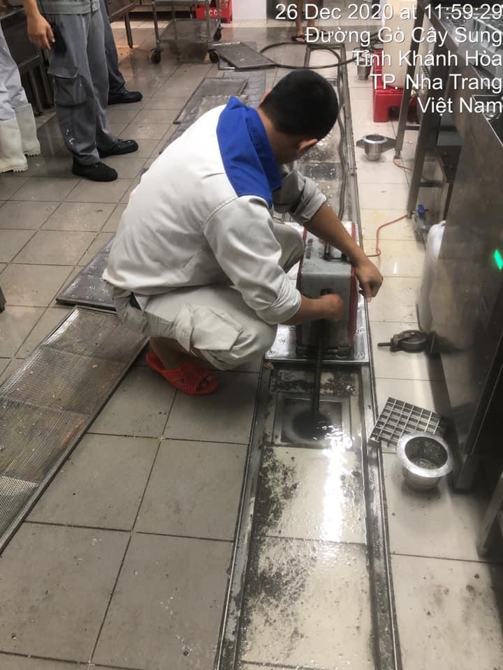 Sửa chữa bảo trì điện nước tại Nha Trang