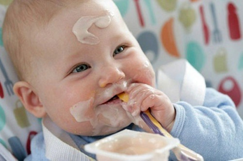 Top 8 sữa chua cho bé ăn dặm tốt nhất hiện nay