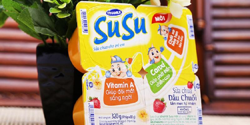 Sữa chua SuSu IQ