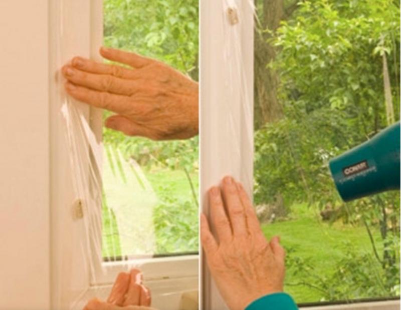 Sửa chữa cửa sổ bị gió lùa