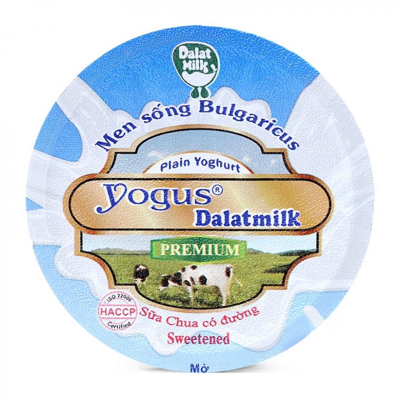 sữa chua Dalat Milk