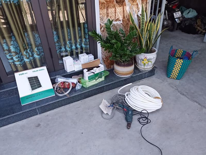 Sửa chữa điện nước Hoài Trinh