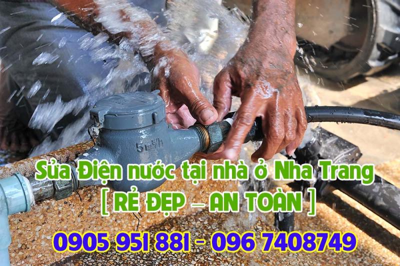 Sửa chữa điện nước Trường Phát Khánh Hòa