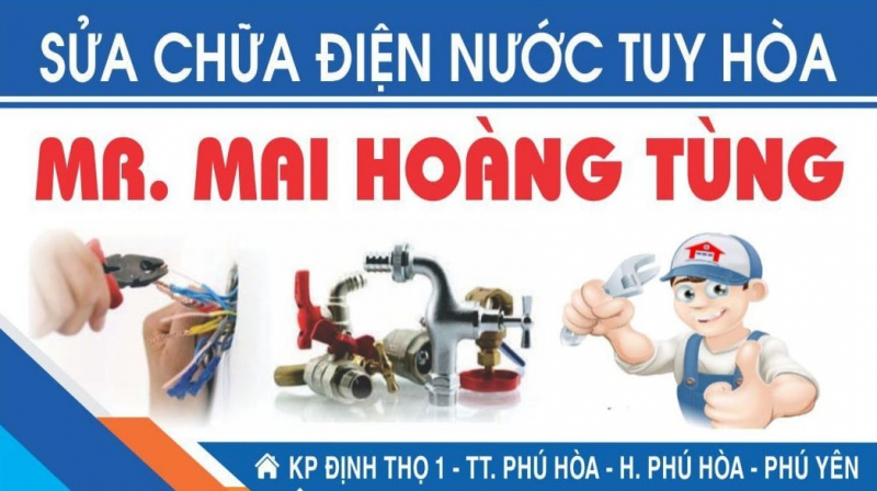 Sửa chữa điện nước Tuy Hòa