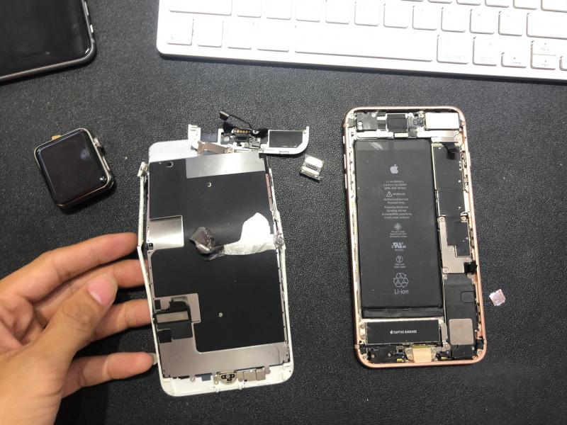 Sửa Chữa - Ép Kính iPhone Uy Tín Đà Nẵng - 55 Phan Thanh