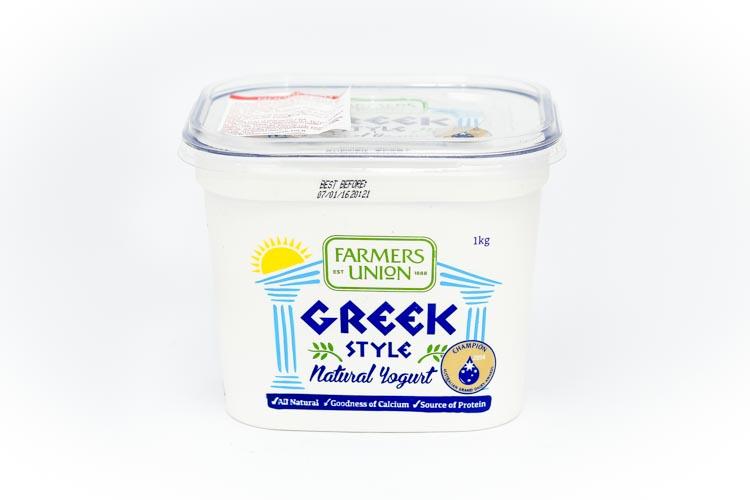 Sữa chua Hy Lạp dẻo Farmers Union