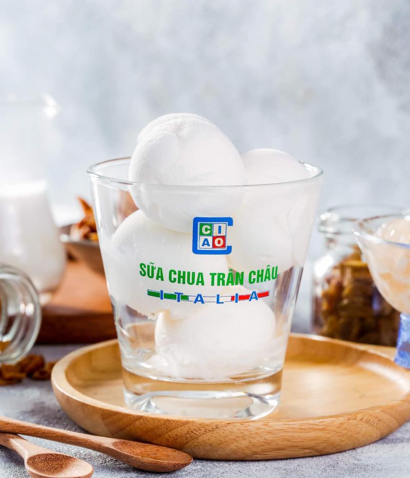 Sữa Chua Italia