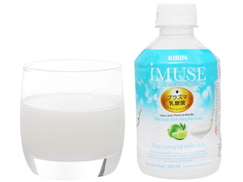 Nước uống sữa chua chỉ là một loại nước uống, không phải là sữa