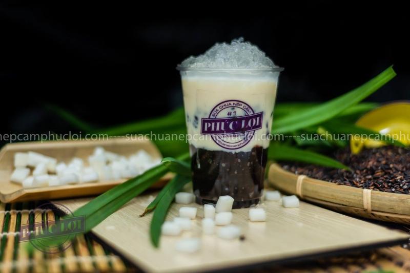 Top 5 Quán sữa chua nếp cẩm ngon nhất ở TP. HCM
