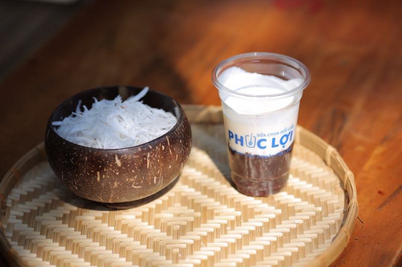 Sữa chua nếp cẩm Phúc Lợi