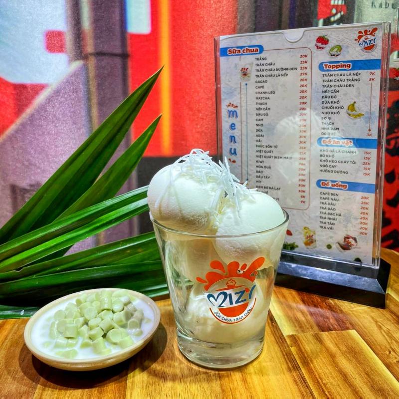 Sữa Chua Trân Châu Mizy