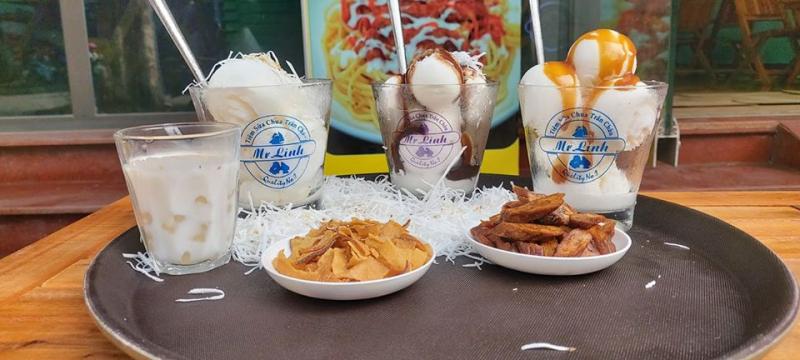 Sữa Chua Trân Châu Mr Linh