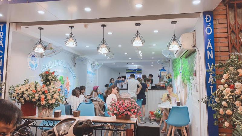 Sữa chua trân châu Quảng Ninh - 110 A11 Tôn Thất Tùng