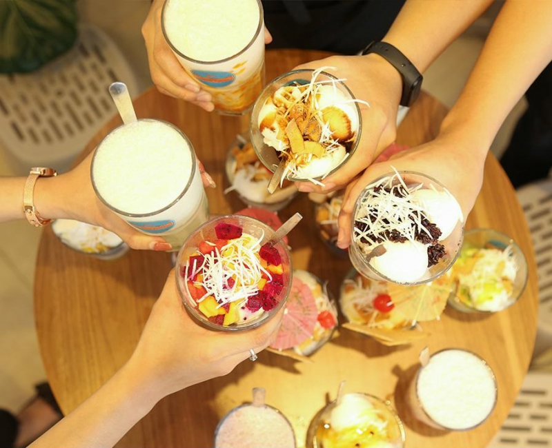 Sữa Chua Trân Châu SUKE KING - 272 Ngọc Lâm