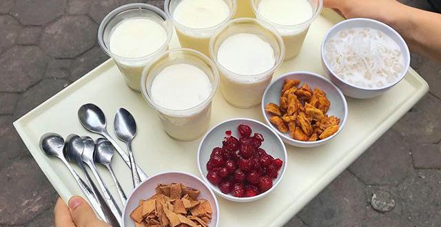 Sữa Chua Tuấn Liên - Hạ Long