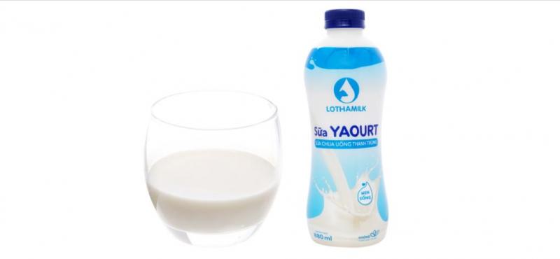 Sữa chua uống Lothamilk