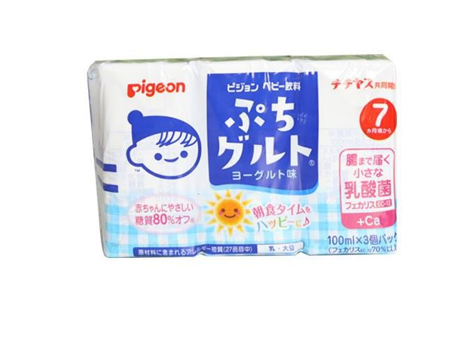 Sữa chua uống Pigeon