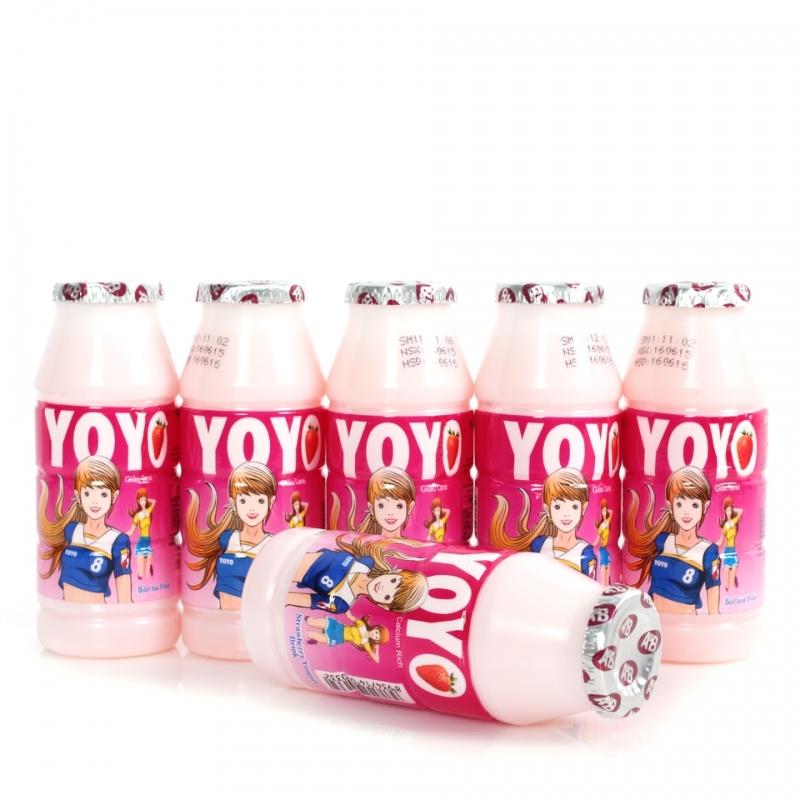 Sữa chua uống Yoyo