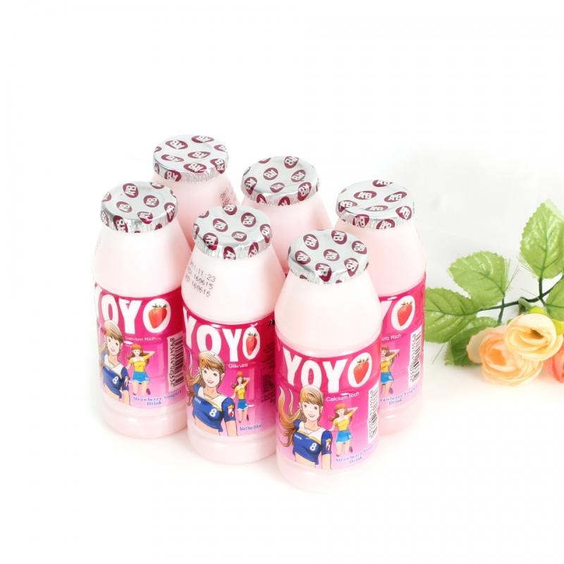 Sữa chua uống Yoyo vị dâu