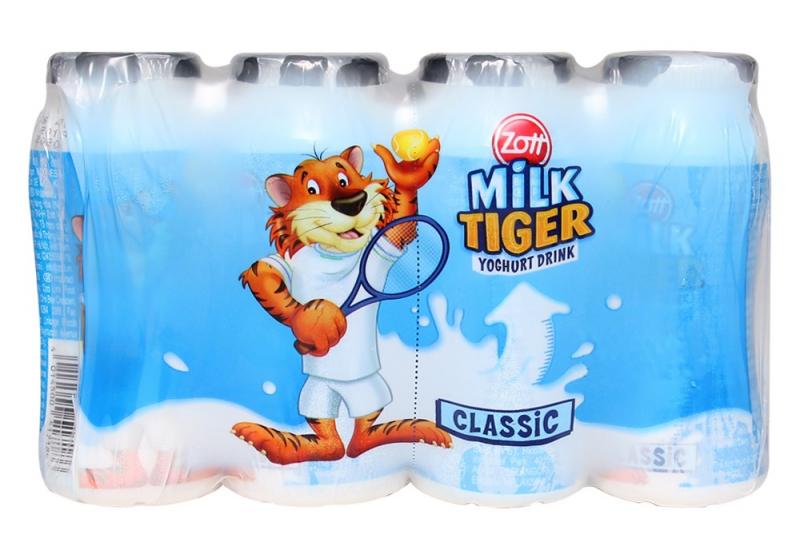 Sữa chua uống Zott Milk Tiger Classic