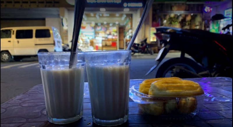 Sữa cô Lan nổi tiếng
