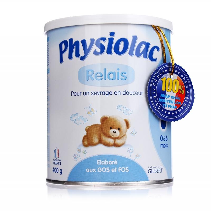 Sữa công thức Physiolac - Pháp
