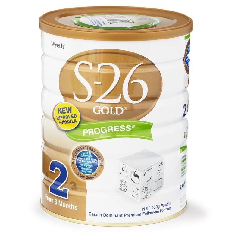 Sữa công thức S-26 - Úc