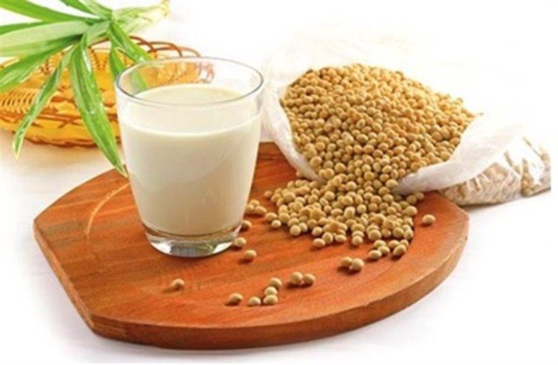 Sữa đậu nành giàu canxi