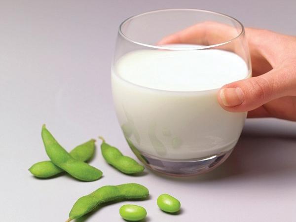 Sữa đậu nành rất tốt đối với mẹ bầu