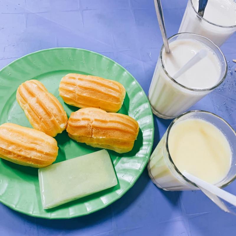 Sữa đậu nành Dung Béo