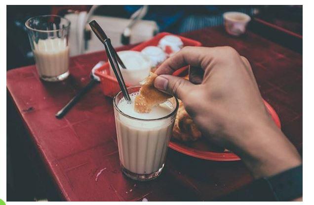 Sữa đậu nành - Sữa hạt sen Phan Đình Phùng