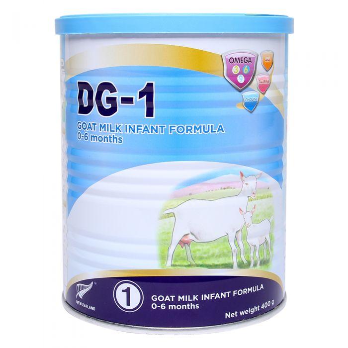 Sữa dê công thức DG-1 400g
