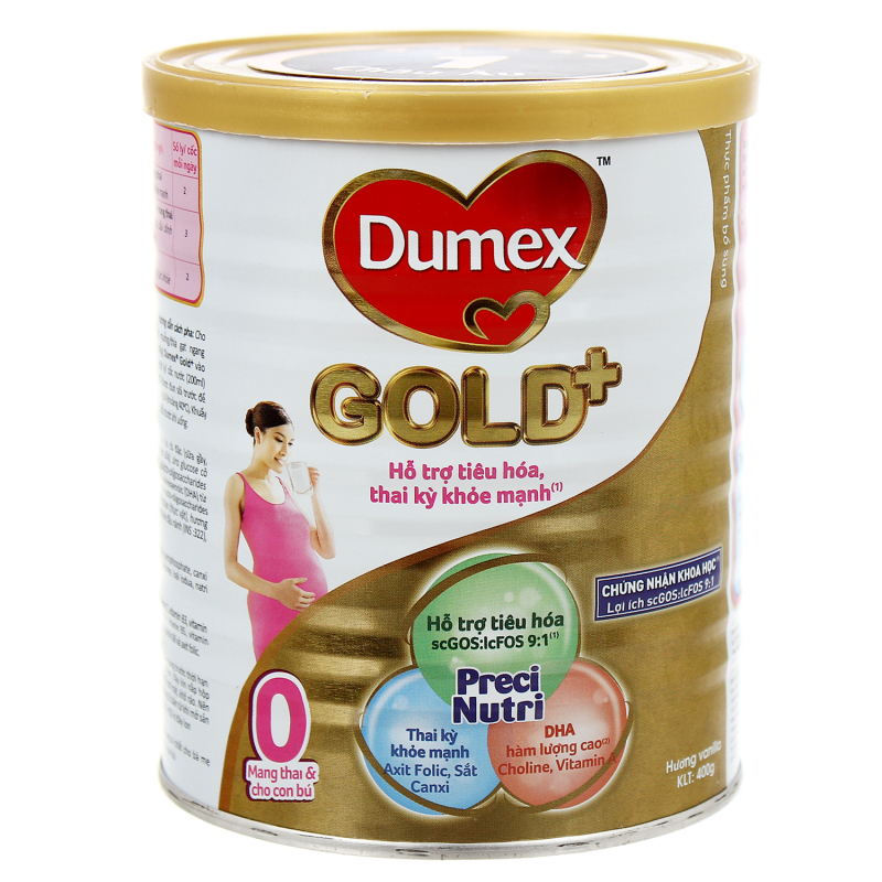 Sữa Dumex Mama Gold