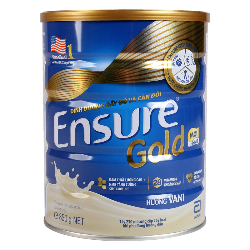 Sữa Ensure Gold