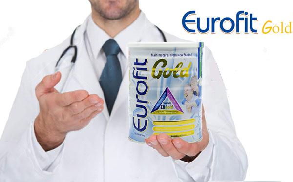 sữa Eurofit Gold