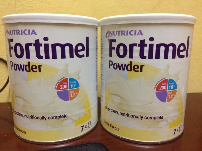 Sữa Fortimel Powder 335g