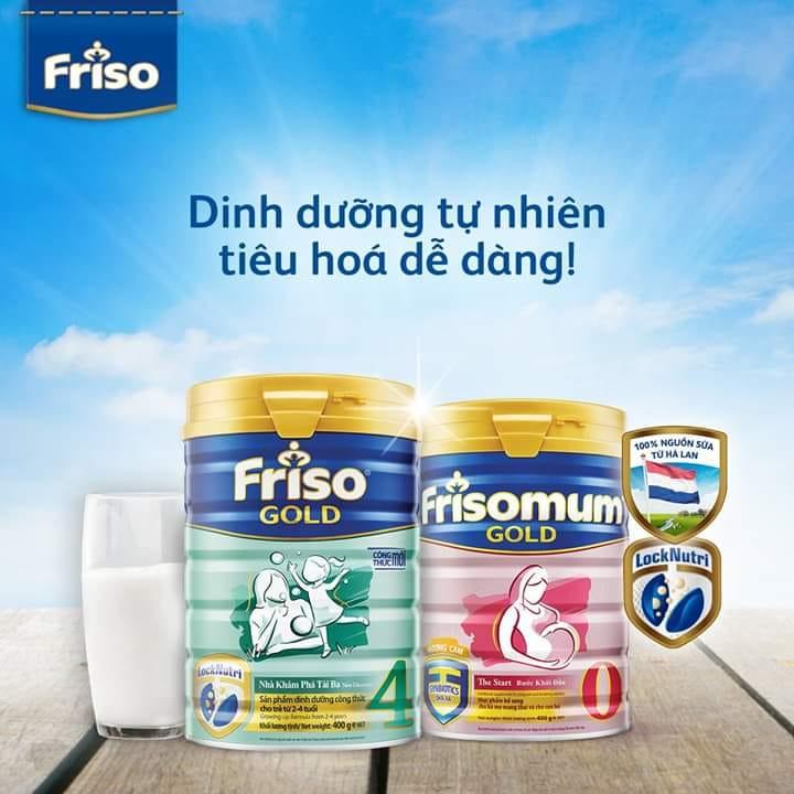 Sữa Friso