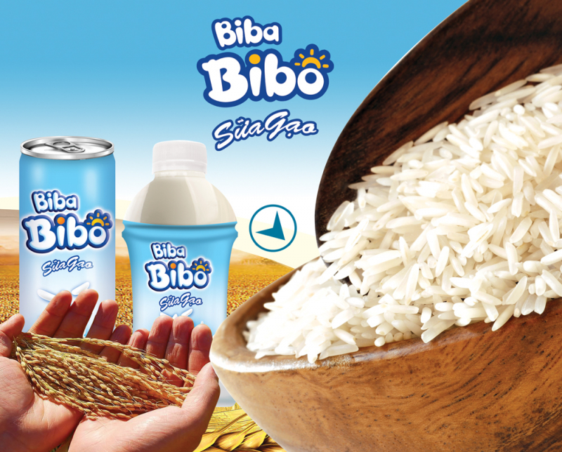 Sữa gạo Bibabibo
