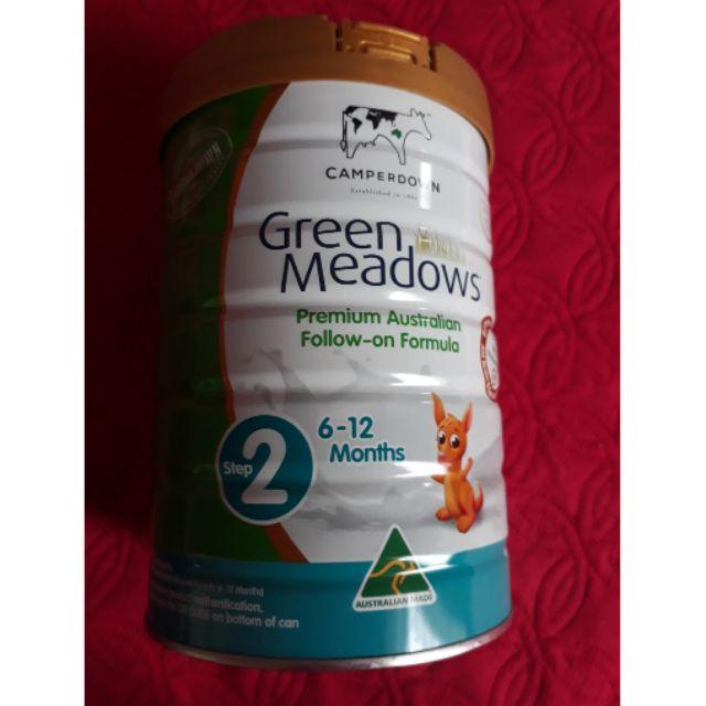 Sữa Green Meadows