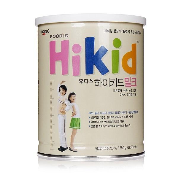 Sữa HiKid Food IS – Hàn Quốc