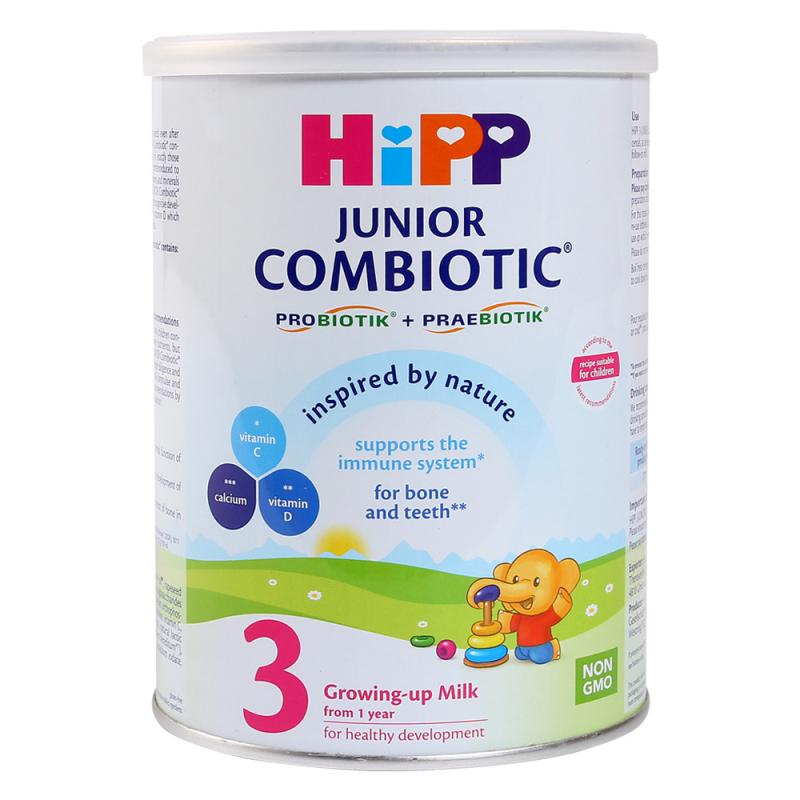 Sữa HiPP - Đức