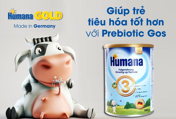 Sữa Humana