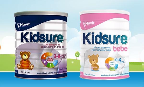 Sữa bột KidSure
