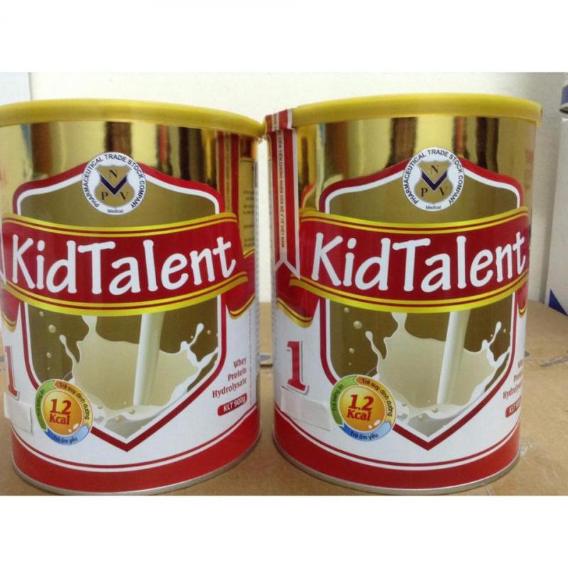Sữa Kidtalent 1